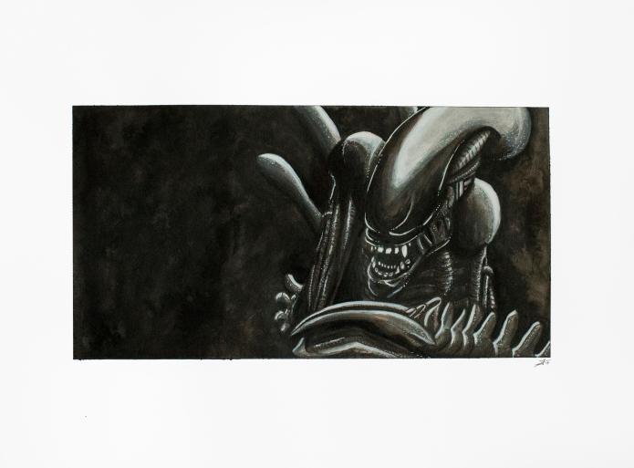 Alien Fan Art