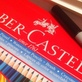 Faber-Castell Watercolour Pencils