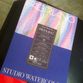 Fabrino Studio Watercolour Paper