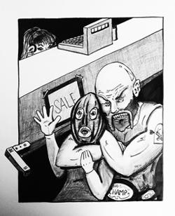 Journalistic Comic