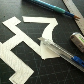 Stencil Process