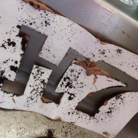 Post Stencil Process