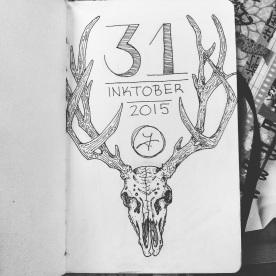Inktober 31
