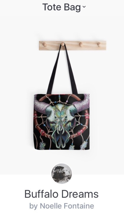 Buffalo Dreams Tote