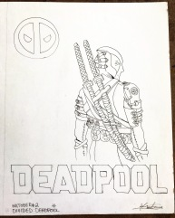 DIVIDED- Deadpool