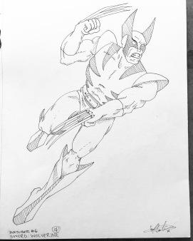 SWORD - Wolverine
