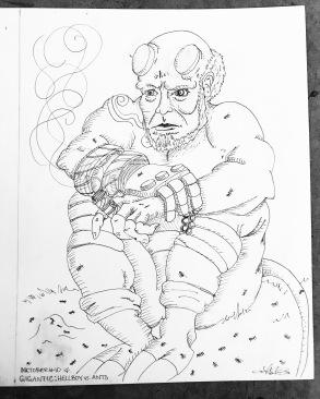 GIGANTIC - Hell Boy