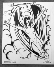 MYSTERIOUS - Raven