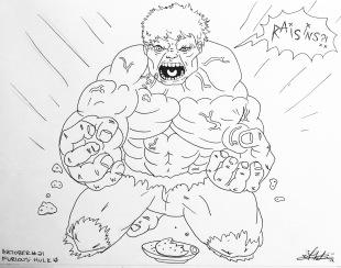 FURIOUS - Hulk