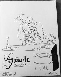 SQUEAK - Ironman